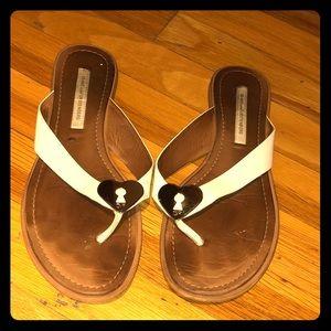 DVF flip flops